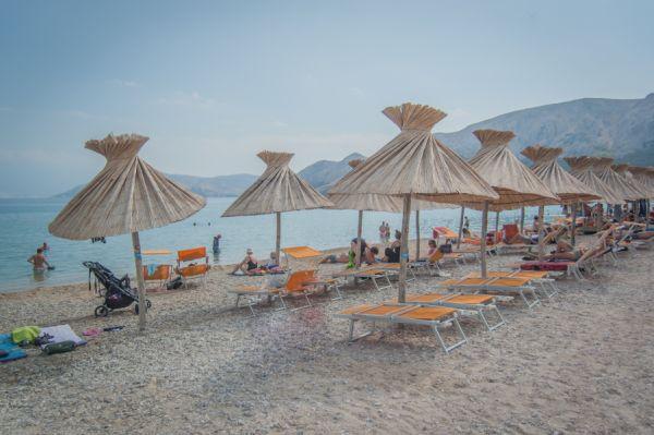 top 10 plaż Chorwacji - plaża Vela Baska
