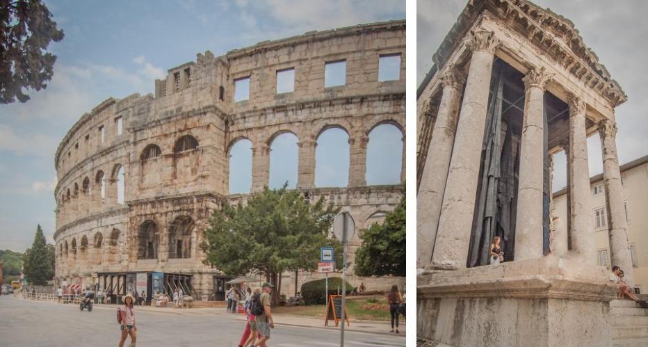 Chorwacja Koloseum