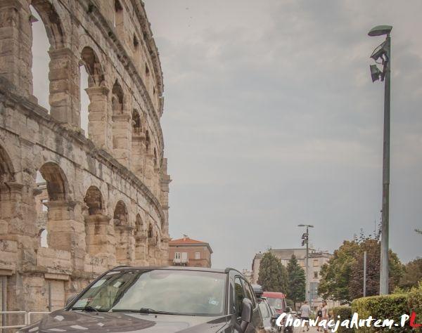 Chorwacja Koloseum w Puli