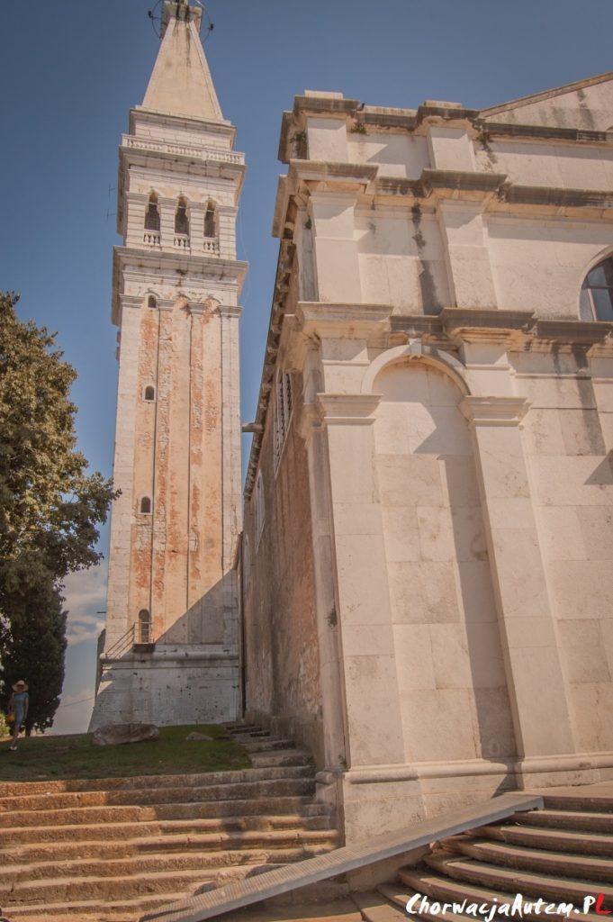 Rovinj, kościół św. Eufemii