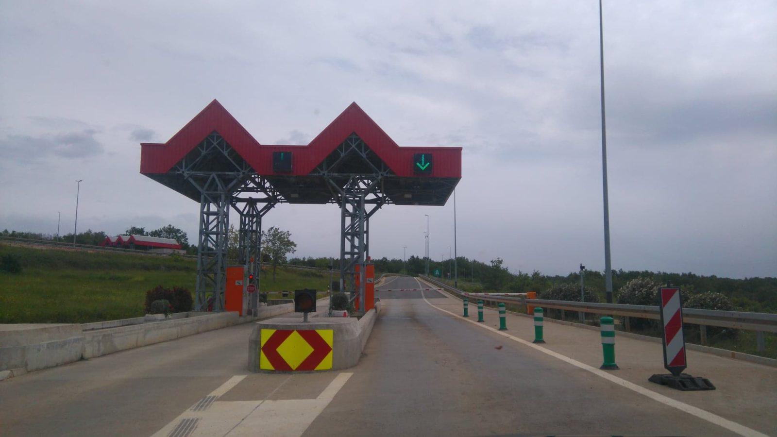 Chorwacja opłaty za autostrady