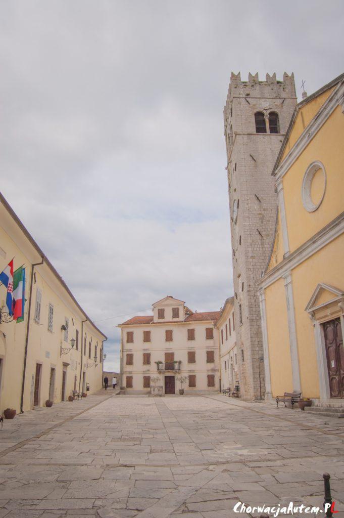 Motovun, najciekawsze miejsca na Istrii