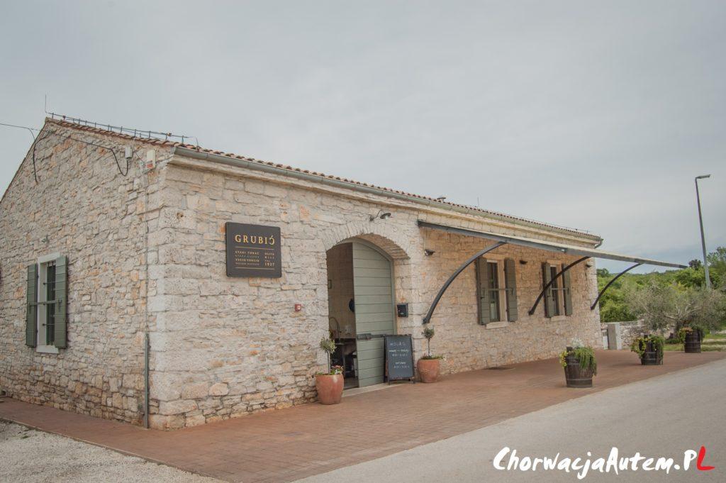 miasto Bale, Istria, Oil Mill Museum