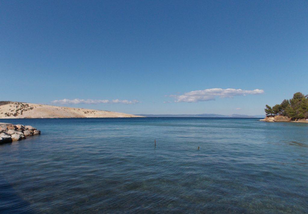 Wyspa Rab, plaże