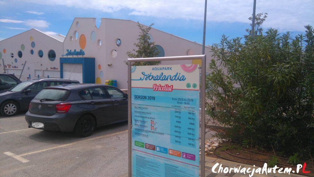 wodny park rozrywki Istralandia Istria co zobaczyć top 10 atrakcji