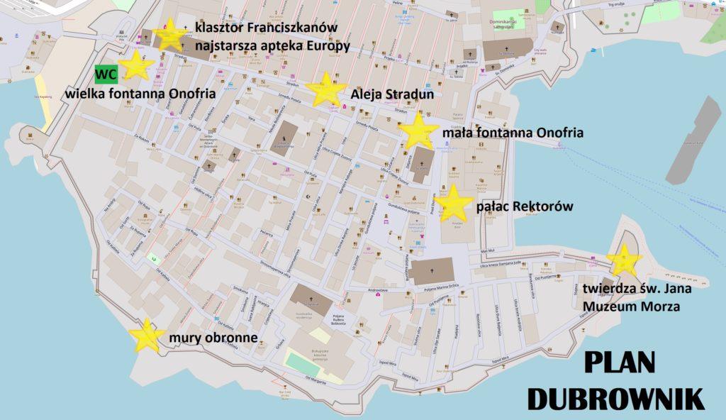 plan Dubrownika