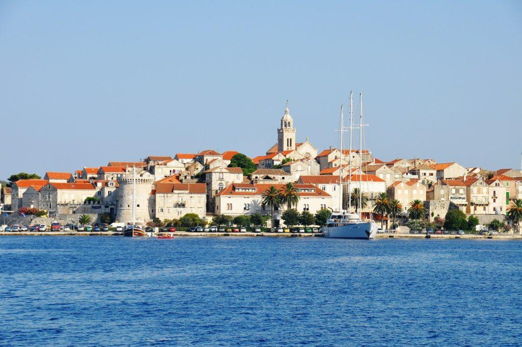 7 najlepszych wysp Chorwacji, Wyspa Korcula