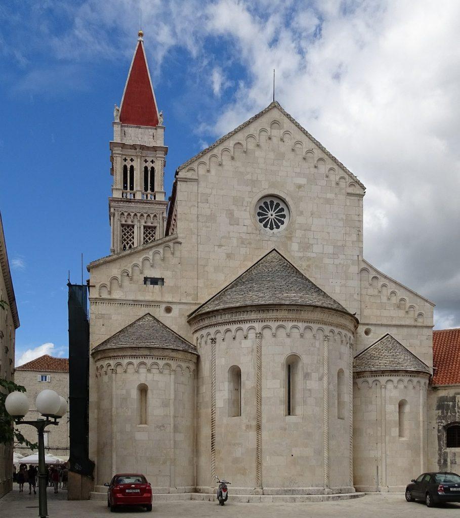 Trogir co trzeba zobzaczyć katedra