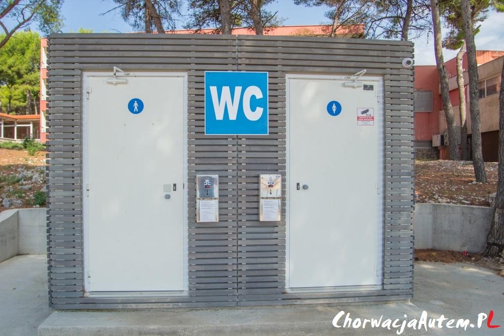 Primosten toaleta