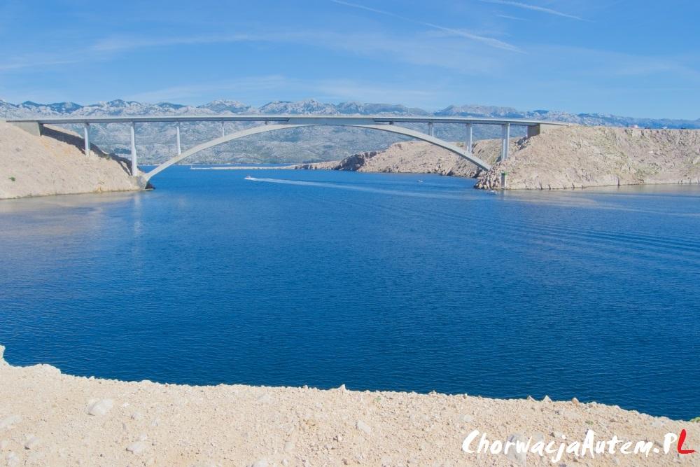 Pag, Paski most, bezpłatny dojazd