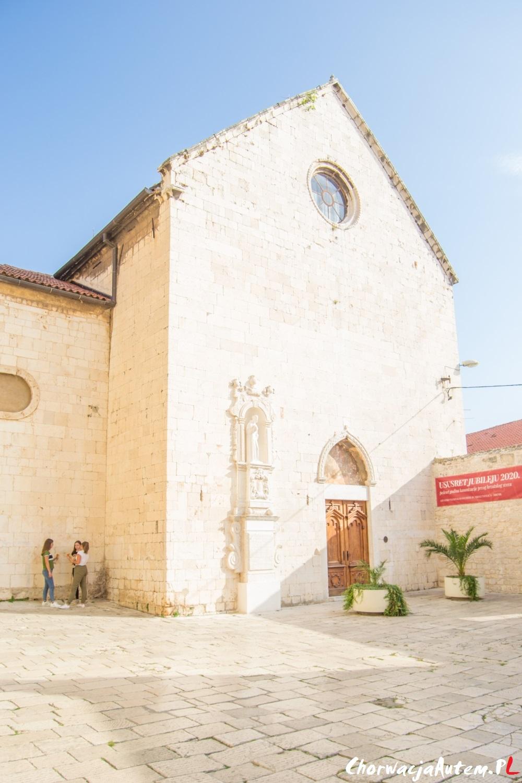 klasztor Franciszkanów w Sibeniku