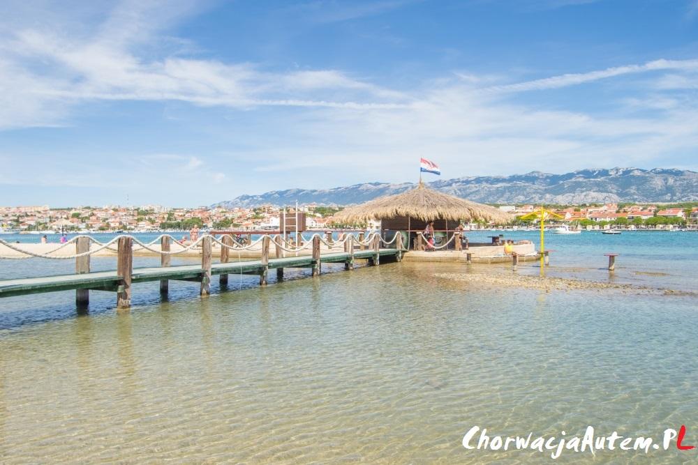 plaża Novalja, Pag, domki na wodzie, najlepsze plaże
