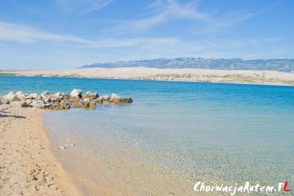plaża Sv Duh, idealna dla rodzin,