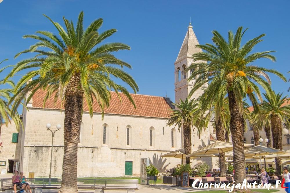 Trogir, kościół św. Dominika