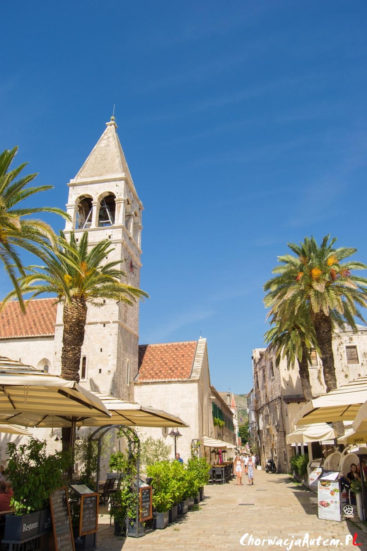 Trogir kościół i klasztor św. Dominika