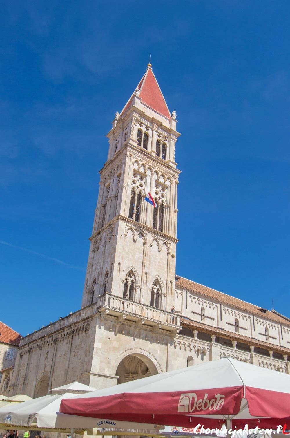 Trogir, katedra św. Wawrzyńca