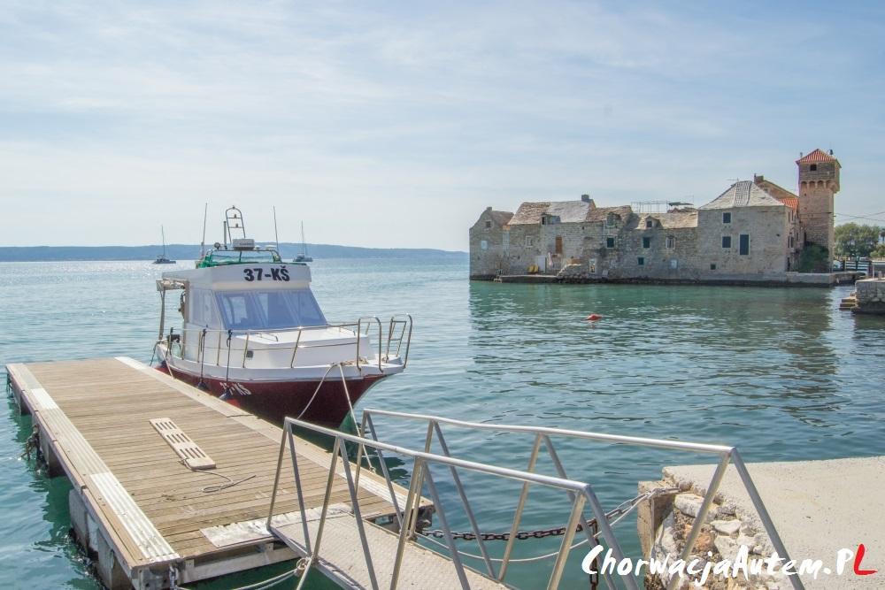 Kaštel Gomilica w pobliżu Splitu