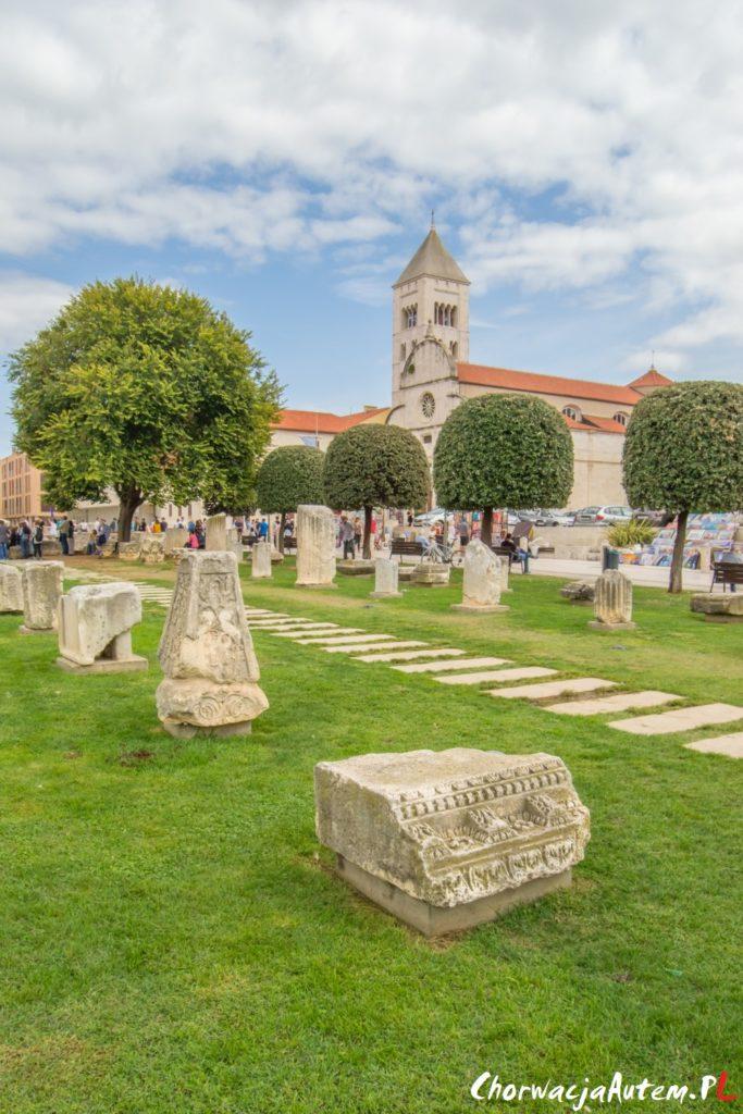Forum Romanum w Zadarze