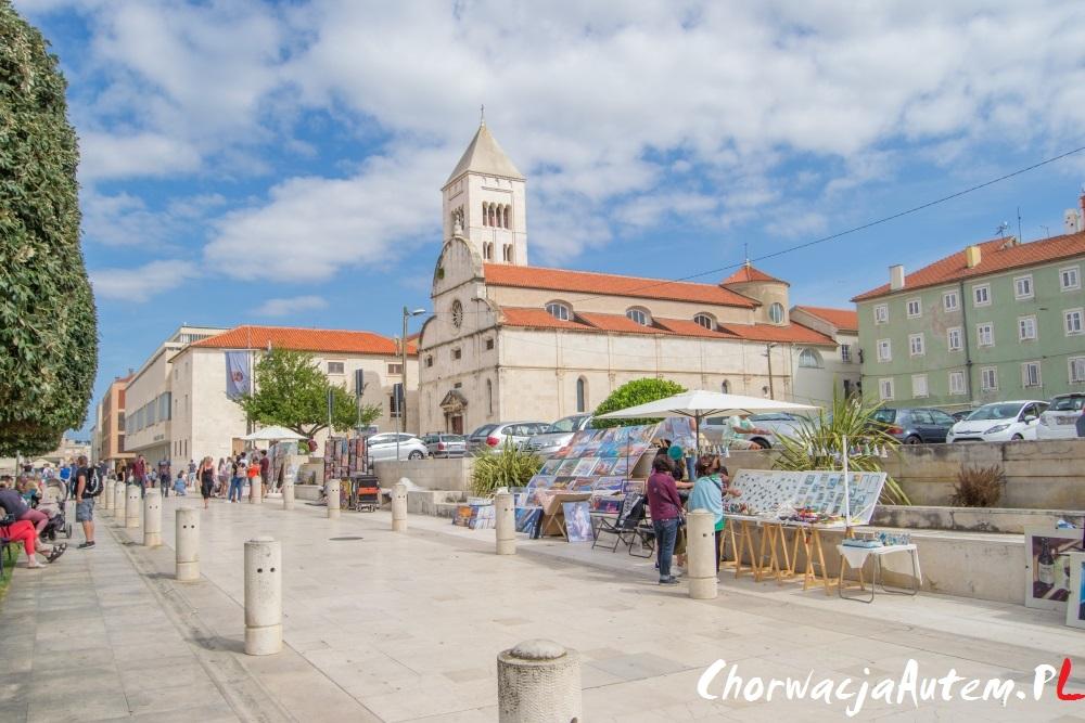 kościół św. Marii w Zadarze