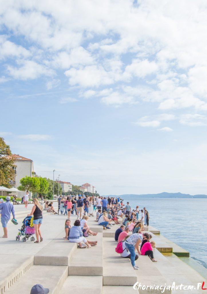 Zadar Morskie Organy