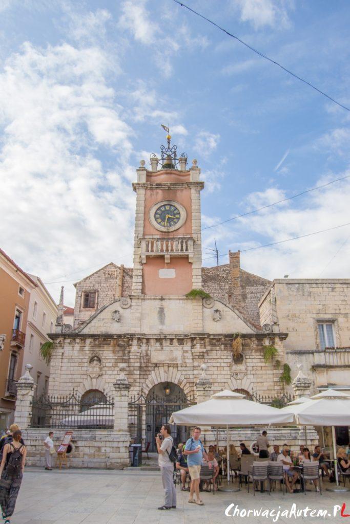 Narodni trg, Ratusz w Zadarze