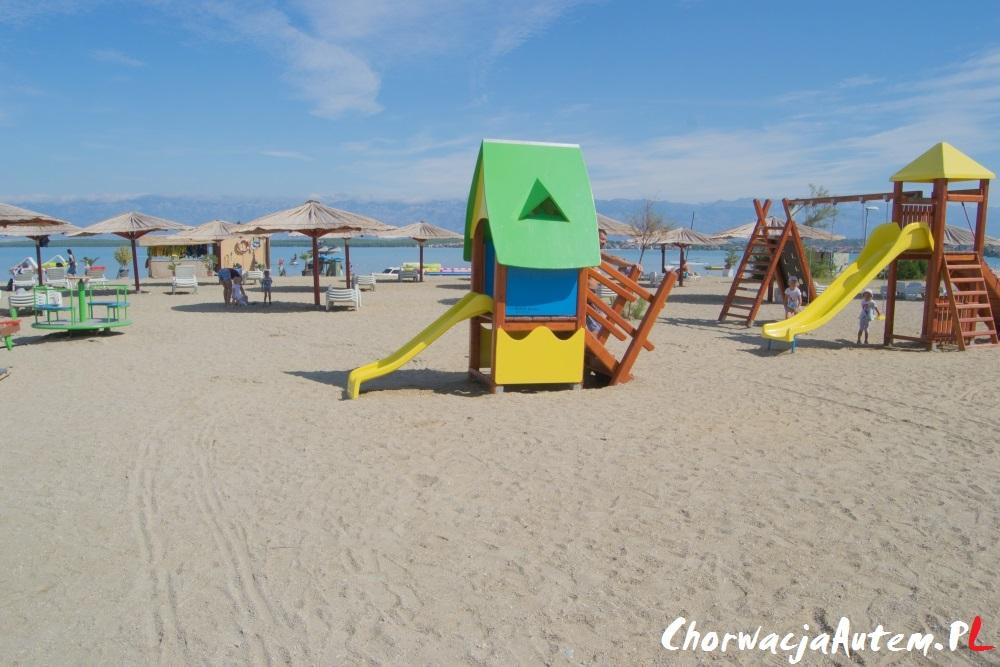 Ninska Laguna plaża