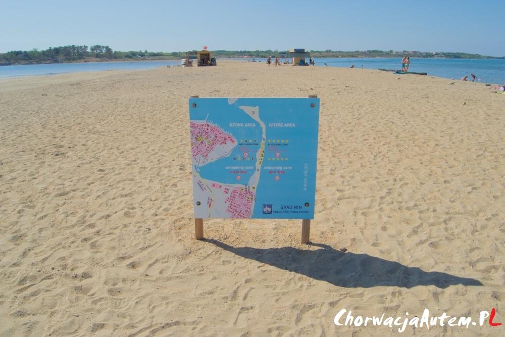 Chorwacja, Dalmacja, piaszczysta plaża