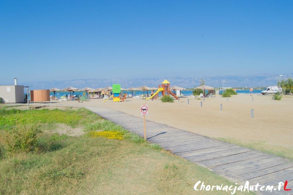 Dalmacja plaża królów