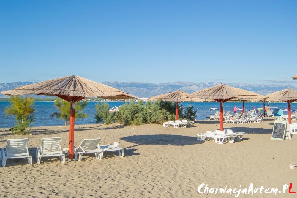 Nin, najlepsza piaszczysta plaża Dalmacji