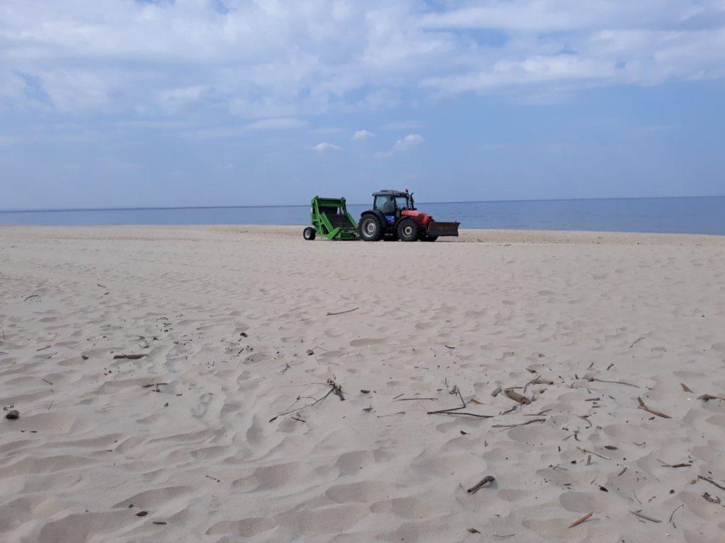Plaża Ole, gdzie nad Bałtyk