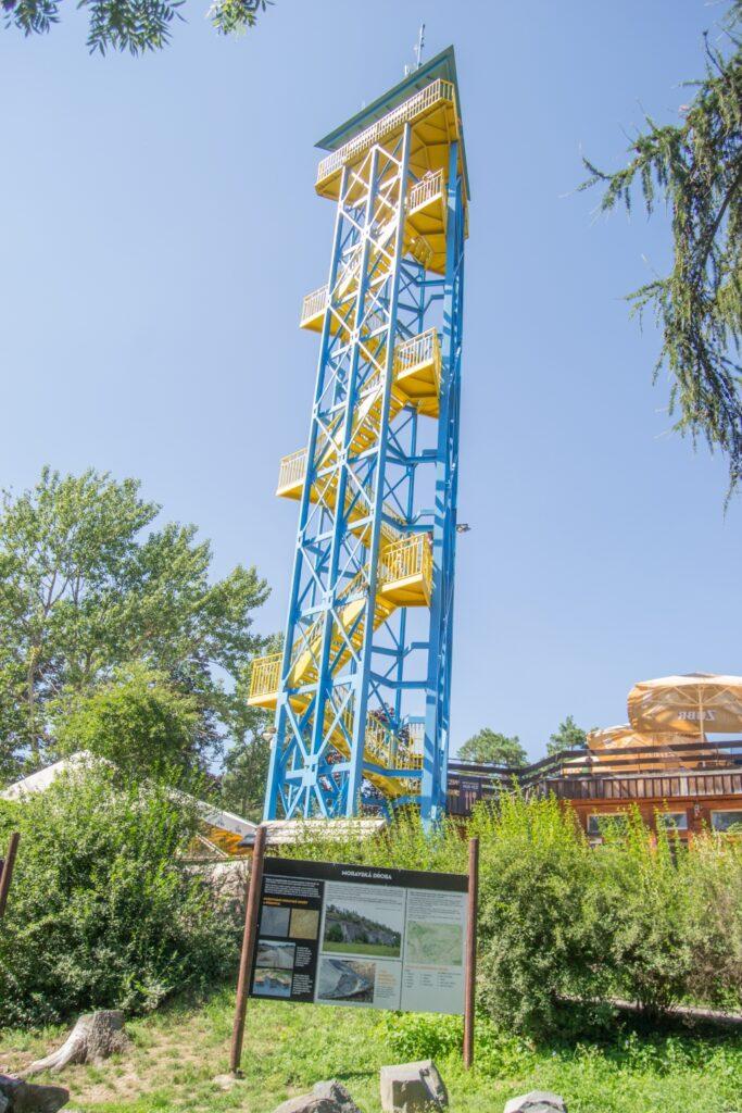 wieża Zoo Ołomuniec