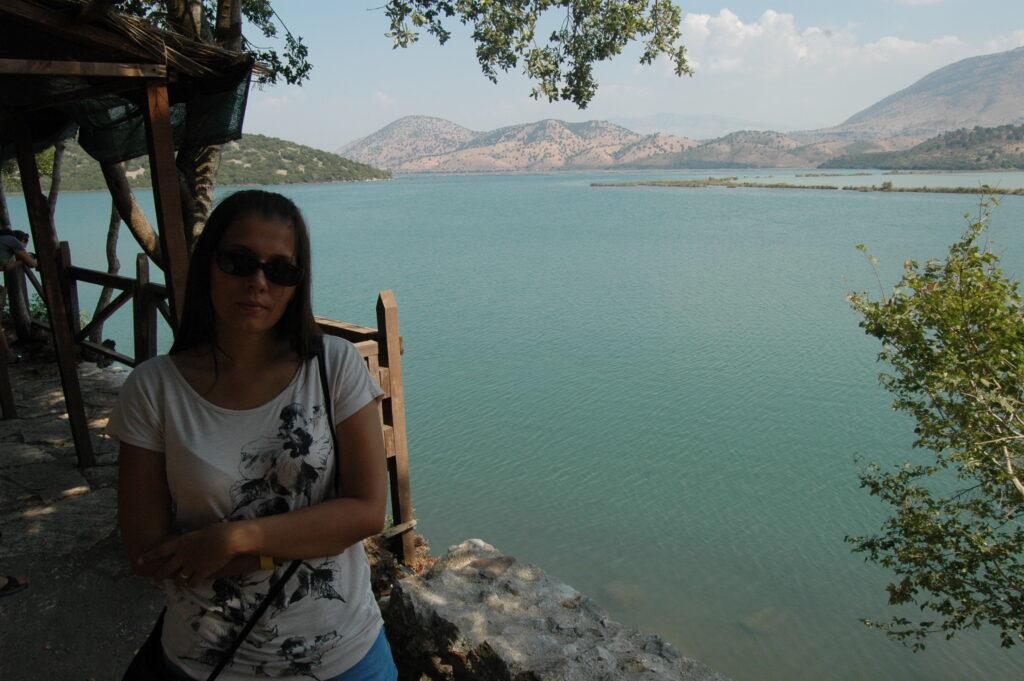 Albania atrakcje, jezioro Butrint,