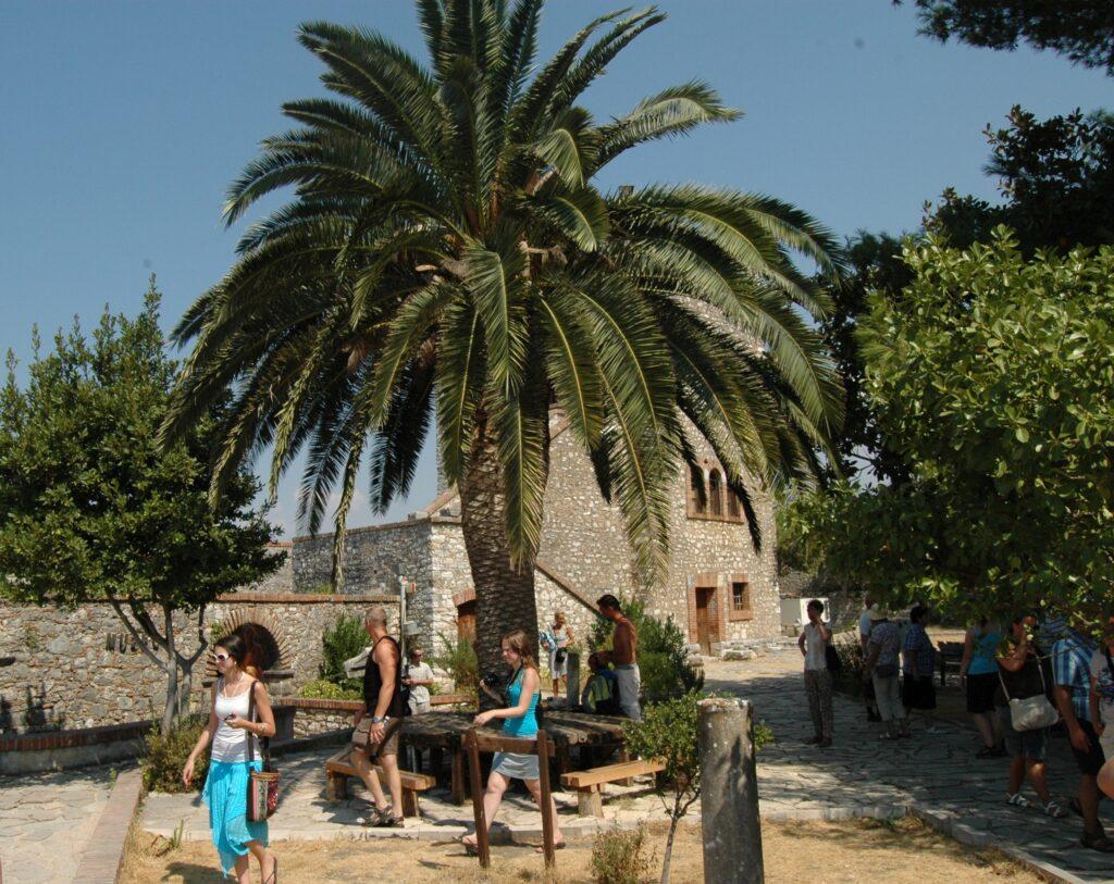 Albania atrakcje, Butrint mury obronne, cytadela